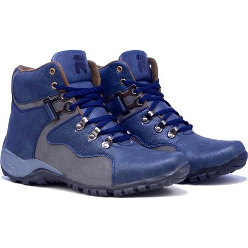 Rzisbo Strife Boots For Men(Blue)