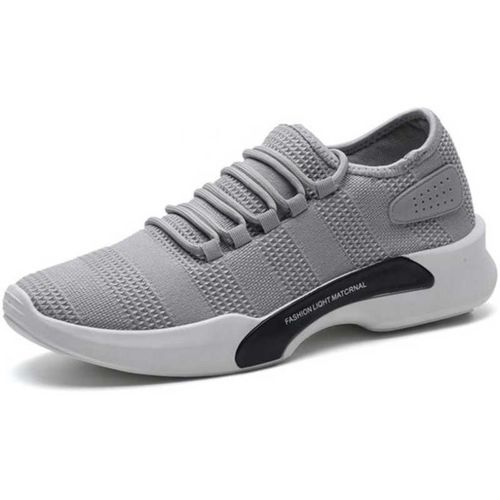 ventino Training Shoes,Walking Shoes,Gym Shoes,Sports Shoes Running Shoes For Men(Grey)