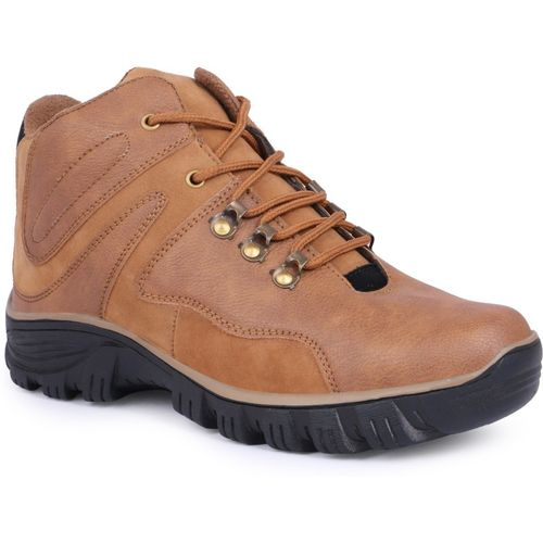Emosis Boots For Men(Brown)