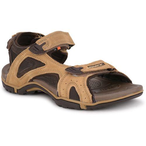 Sparx SS-506 Men Khaki, Brown Sandals