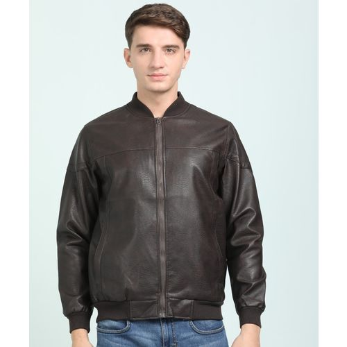 Billion Full Sleeve Solid Men Jacket