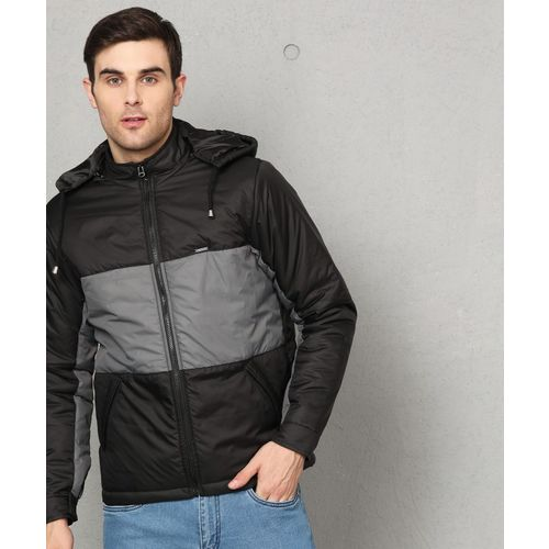 Metronaut Full Sleeve Solid Men Jacket