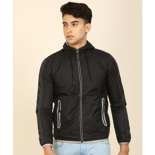 Spykar Full Sleeve Solid Men Jacket