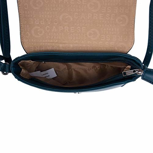 Caprese Reea Women's Sling Bag (Emerald)