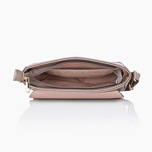 Caprese Spring-Summer 2019 Women's Sling Bag (Gold)