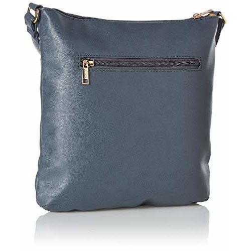 Caprese Ruvy Women's Sling Bag (Blue)