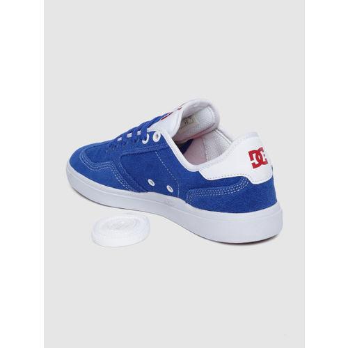 DC Men Blue Sneakers