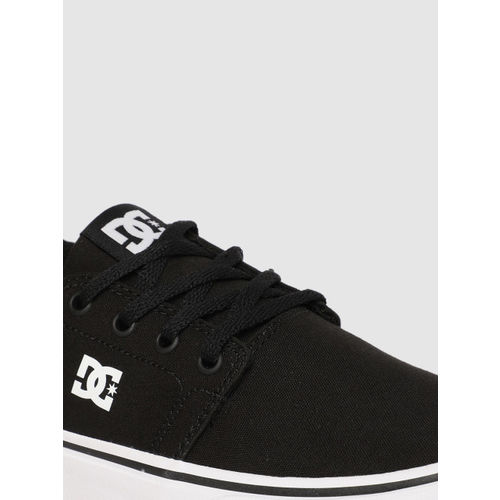 DC Men Black Sneakers