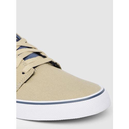 DC Men Beige Tonik Tx Sneakers