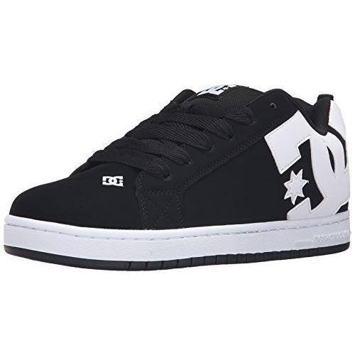 DC Men's Court Graffik M Shoe Leather Sneakers
