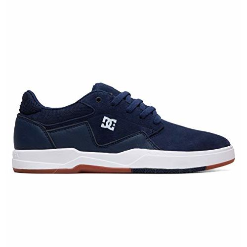 DC Men's Barksdale Leather Sneakers