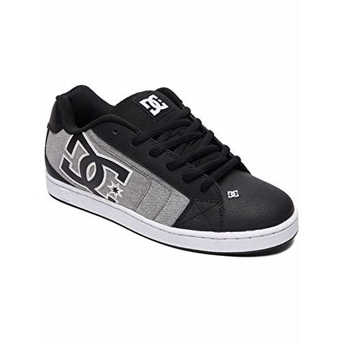 DC Men's Net Se M Shoe Leather Sneakers