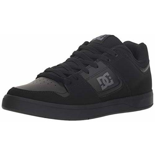 DC Men's Cure M Shoe Leather Sneakers