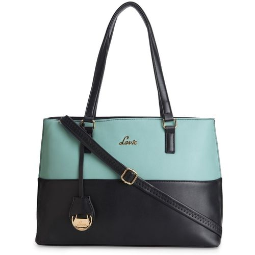 Lavie Women Green Tote