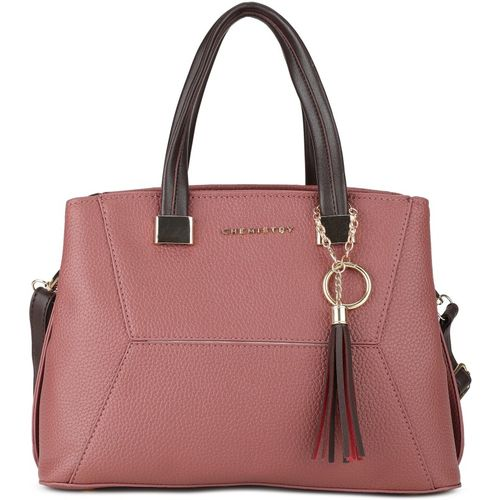 Chemistry Women Pink Tote