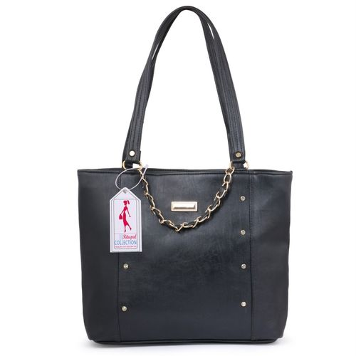 Ritupal Collection Women Black Tote