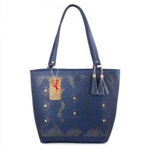 Ritupal Collection Women Blue Tote