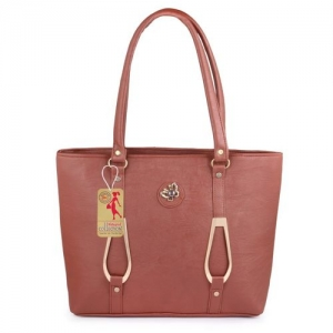 Ritupal Collection Women Pink Tote