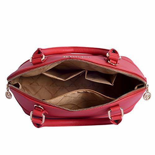 Lino Perros Women's Satchel (Red)