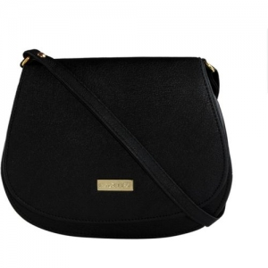 Haqeeba Black Sling Bag