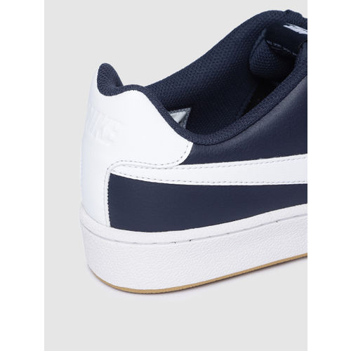 Nike Men Navy Blue COURT ROYALE TAB Sneakers