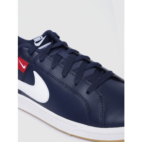 Nike Men Navy Blue COURT ROYALE TAB Sneakers