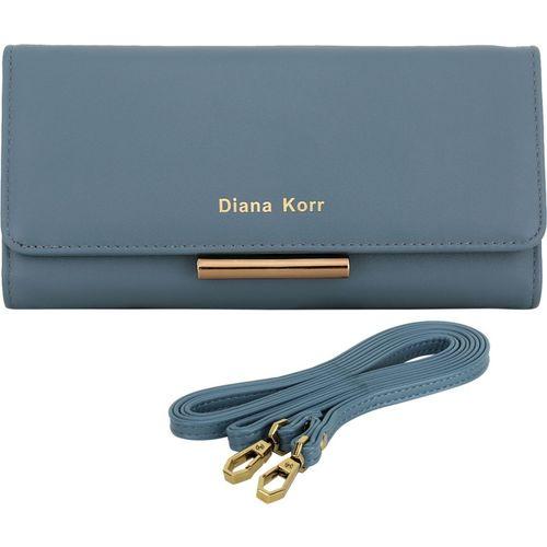 Diana Korr Blue Sling Bag