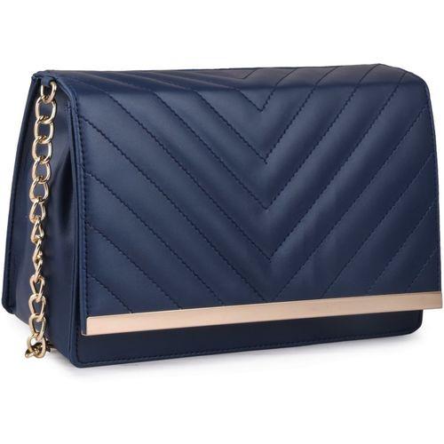 ADISA Blue Sling Bag
