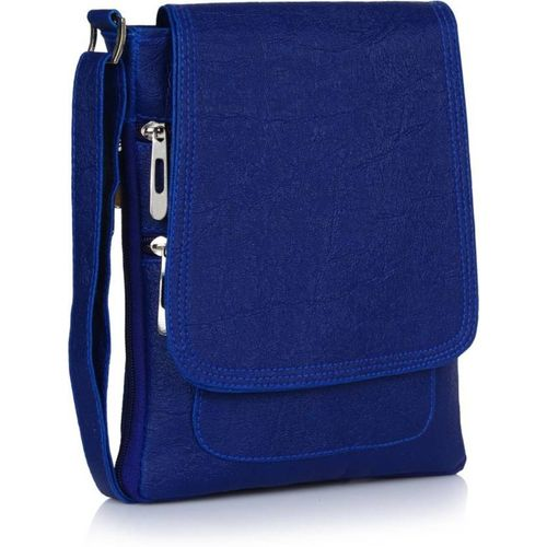 Mstone Blue Sling Bag