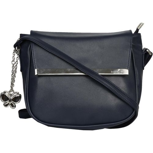 Butterflies Blue Sling Bag