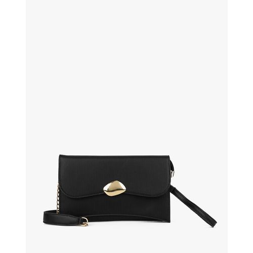 E2O Sling Bag with Chain Strap