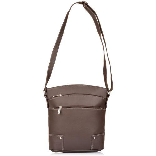 Fostelo Brown Sling Bag