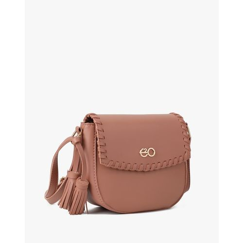 E2O Sling Bag with Tassels
