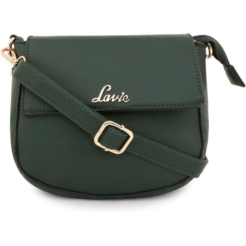 Lavie Green Sling Bag
