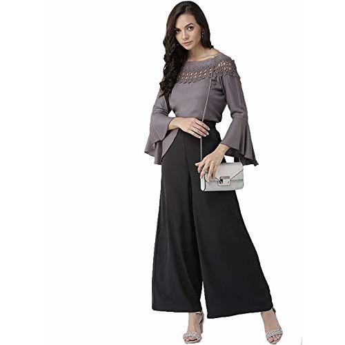 Style Quotient Women Maroon Solid Top