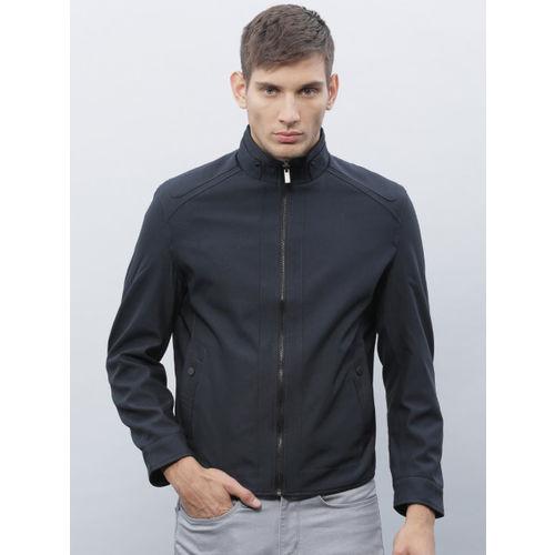ether Navy & Black Reversible Jacket