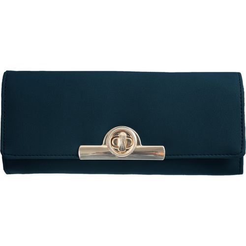 ALSU Party, Formal, Casual Blue Clutch