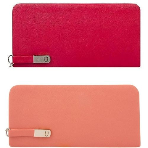 BLITHESOME Sports, Party, Formal, Casual Red, Orange Clutch