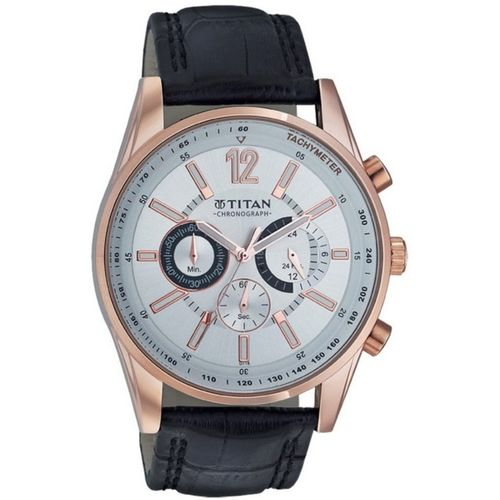Titan NL9322WL01 Octane Analog Watch - For Men