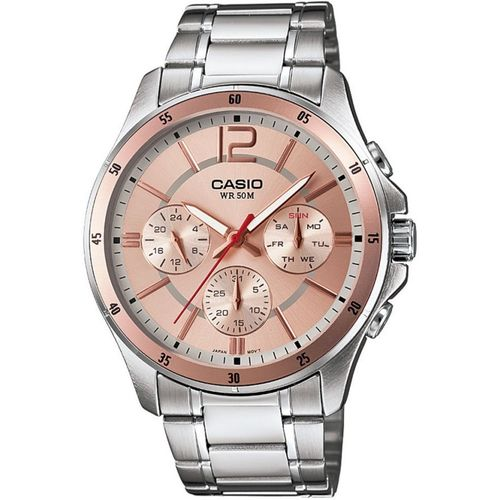 Casio A1649 Enticer Men's Analog Watch - For Men