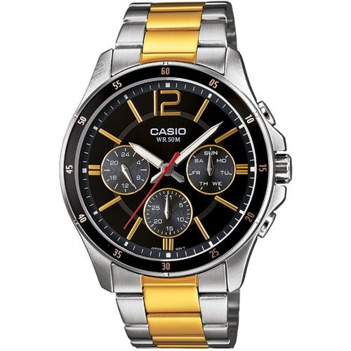 Casio A1652 Enticer Men's Analog Watch - For Men