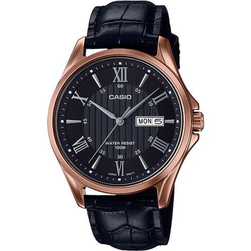 Casio A1407 Enticer Men's Analog Watch - For Men