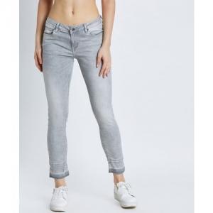 Lee Cooper by fbb Regular Women Grey Jeans