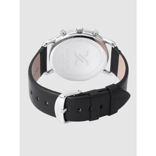 Daniel Klein Exclusive Men White Chronograph Watch DK12245-1