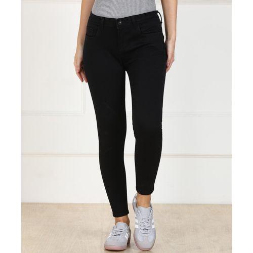 Jealous 21 Skinny Women Black Jeans