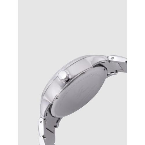 Daniel Klein Premium Men Silver-Toned Analogue Watch DK12230-1