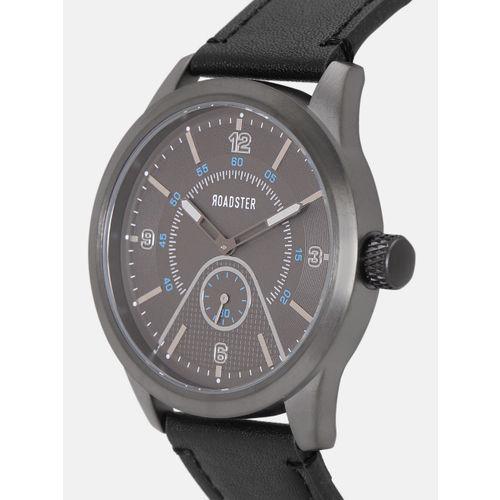 Roadster Men Charcoal Grey Analogue Watch MFB-PN-WTH-6284G
