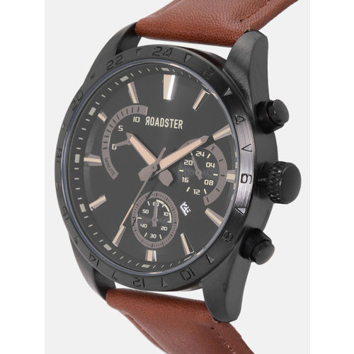 Roadster Men Black Analogue Watch MFB-PN-WTH-6292G