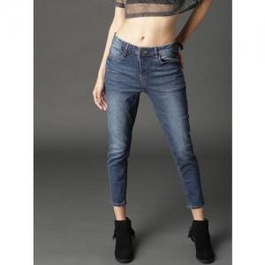Roadster Skinny Women Dark Blue Jeans