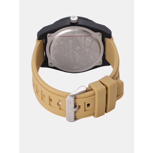 Fastrack Men Black Analogue Watch 38040PP02_OR2